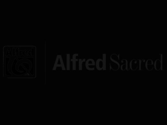 Alfred Sacred Logo